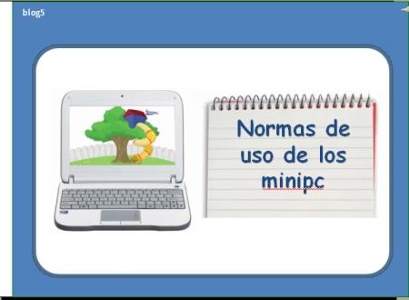 Normas de uso de los minipc