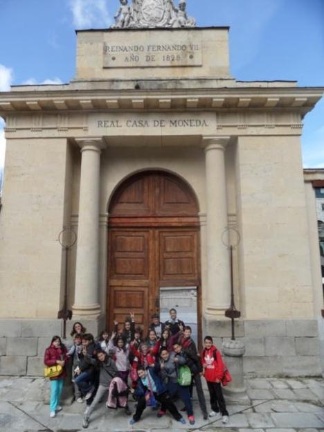 Visita al Museo Provincial y la Casa de la Moneda